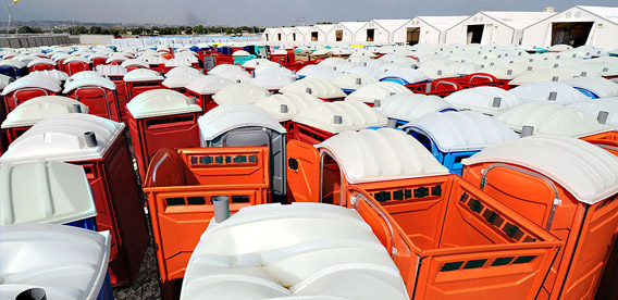 Champion Portable Toilets in Janesville, WI